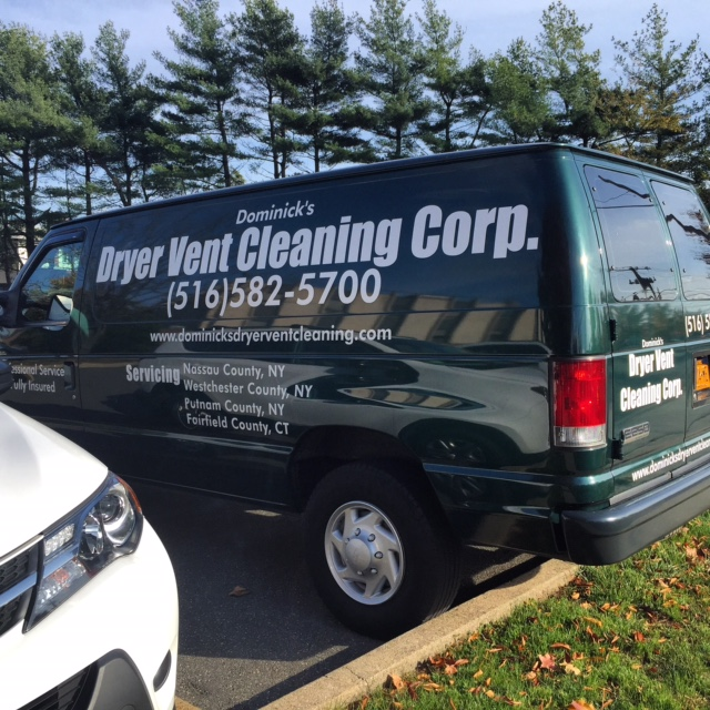 Service Areas Dominick S Dryer Vent Cleaning Corp